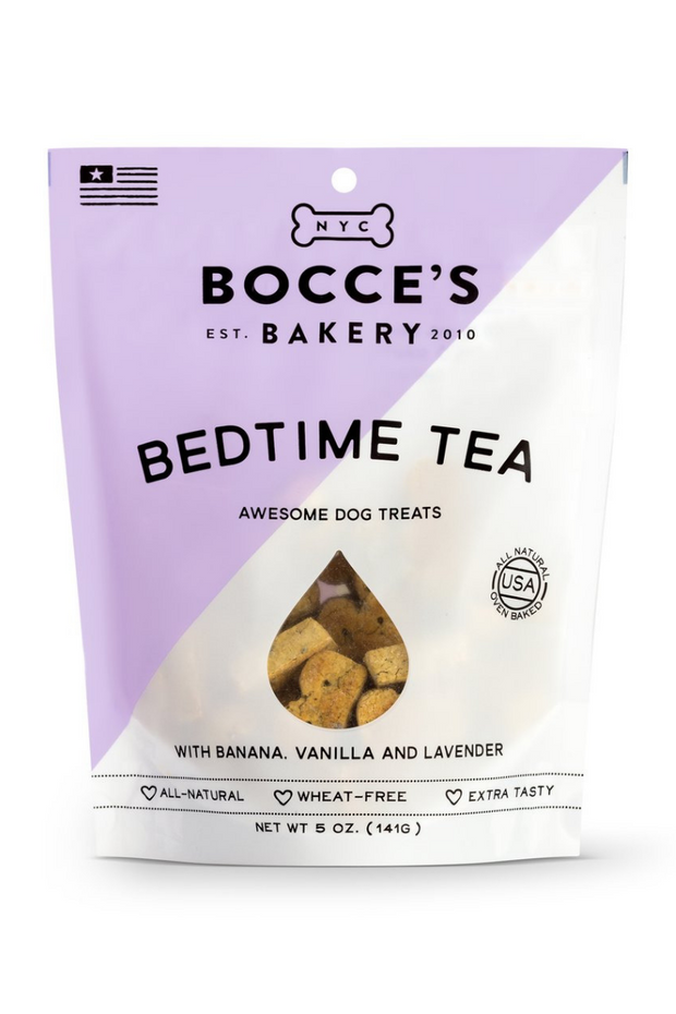 Bocce's Bedtime Tea Biscuits