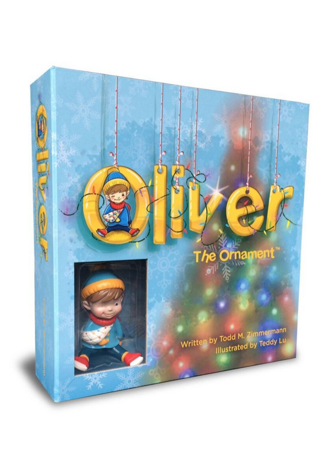 Oliver The Ornament Boxed Gift Set