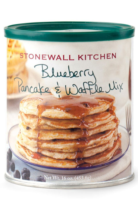 Stonewall Kitchen Blueberry Pancake & Waffle Mix