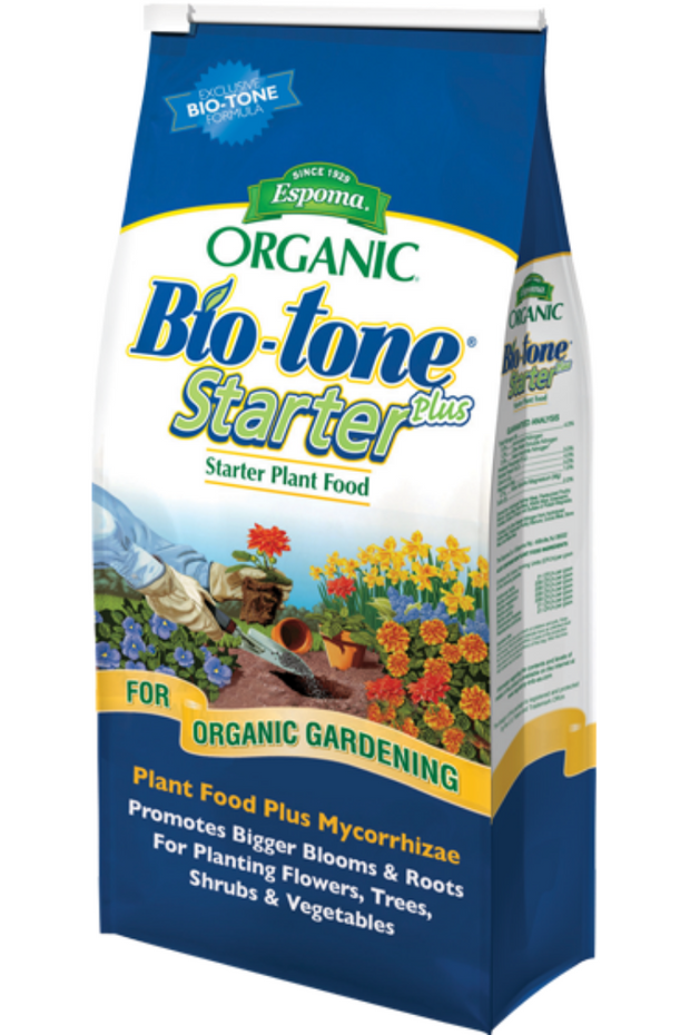 Bio-tone Starter Plus Fertilizer 4-3-3