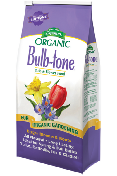 Fertilizer, Organic Bulb-tone 3-5-3