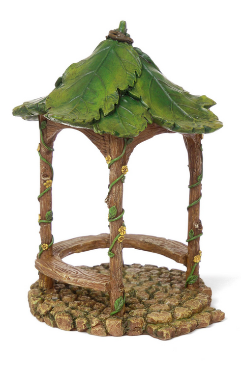 Fairy Garden, Forest Gazebo