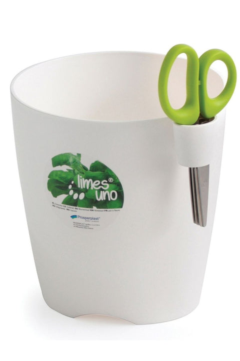 Urban Uno Herb Planter w/ Herb clipping scissors