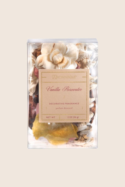 Aromatique Vanilla Rosewater - Mini Deco Box