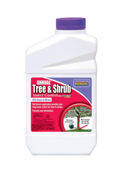 Annual Tree & Shrub Insect Control 32 OZ