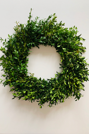 Boxwood Wreath | Fresh