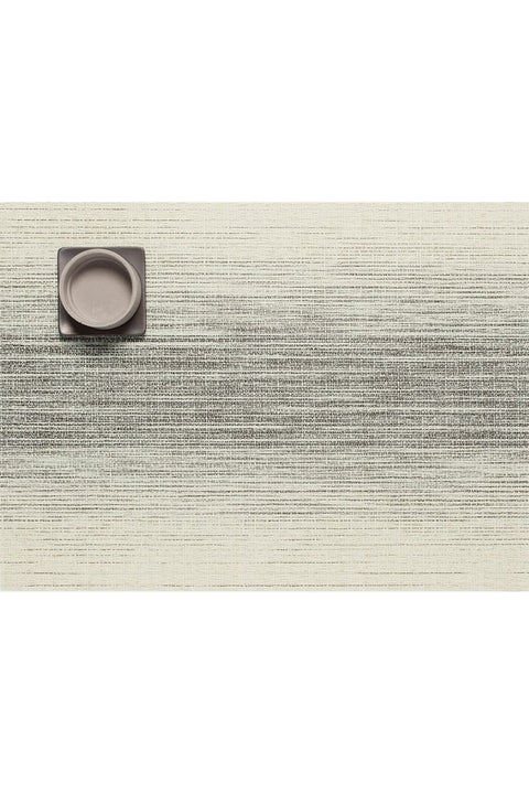 Placemat, Ombre Rectangle Natural