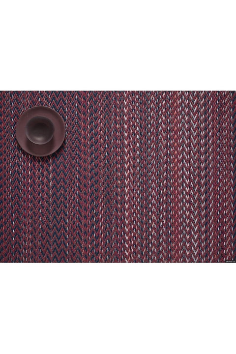 Placemat, Qull Rectangle Mulberry