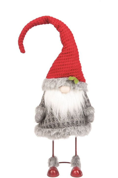 Knit Hat Bobble Gnome