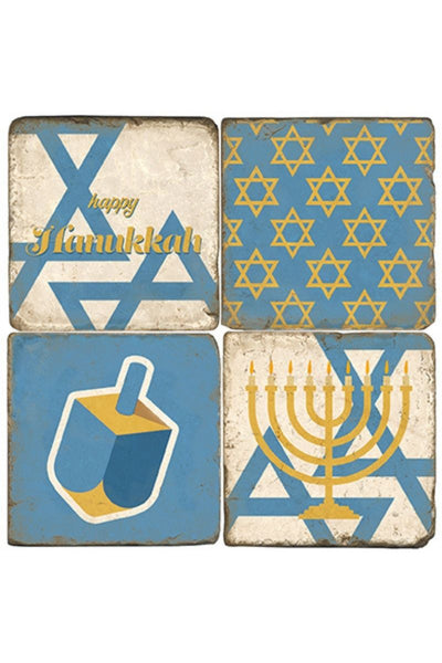 Coaster, Happy Hanukkah (sold separately)