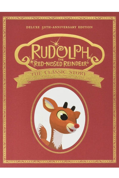 Rudolph the Red Nosed Reindeer, book