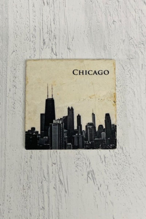 Coaster, Chicago Shadow Skyline