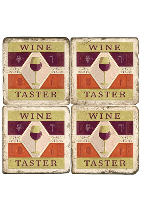 Coaster, Wine Taster (sold separately)
