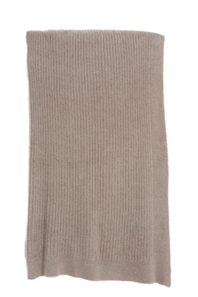 CozyChic Lite Ribbed Throw - Sand