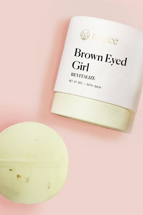 Musee Therapy Bath Bomb: Brown Eyed Girl