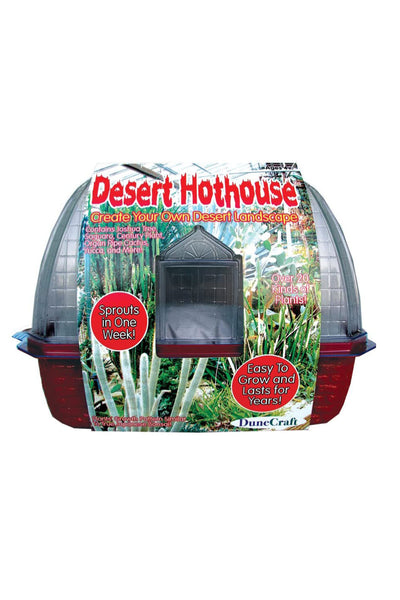 Kids: Desert Hot House