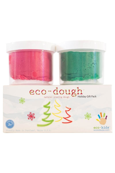 Eco-Dough Holiday 2-pack