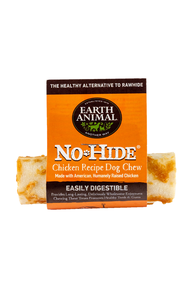 Earth Animal Chicken No-Hide® Wholesome Chews 4""