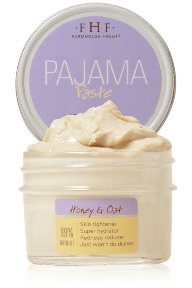 Pajama Paste: Soothing Active Yogurt Mask