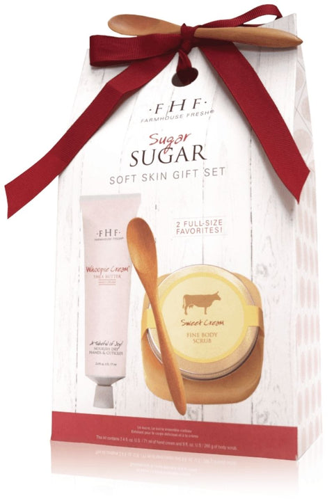 Farmhouse Fresh Sugar Sugar Gift Set
