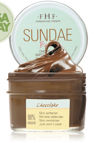 Sundae Best: Chocolate Softening Mask