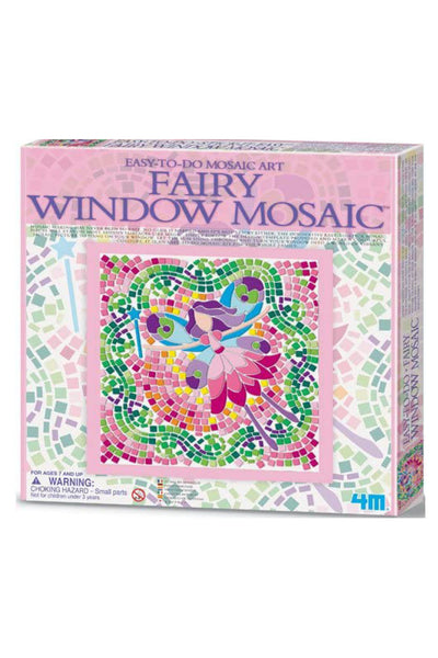 Kids: Fairy Tale Window Mosaic Art Kit