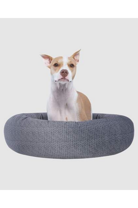 Grey Birch Dog Bed
