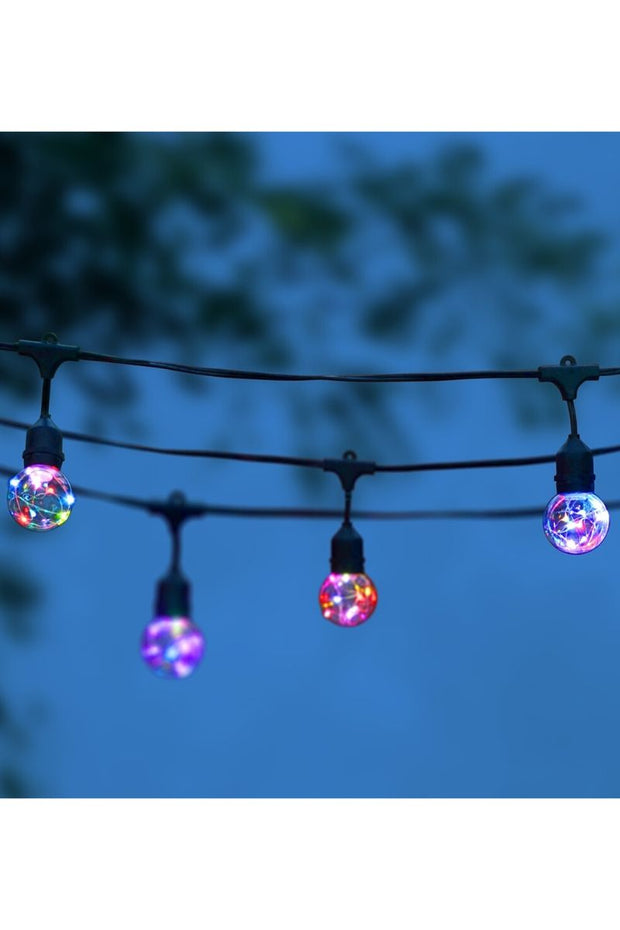 LED Fairy Color Changing Lights 12'