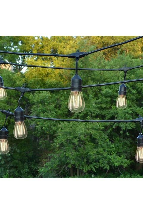 LED Edison Style Vintage Patio Lights