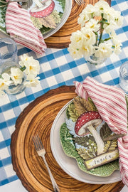 Hester and Cook Wood Slice Paper Placemats