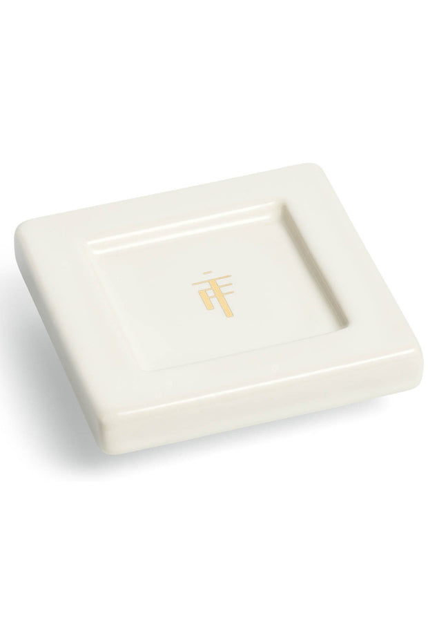 Tea Forté Tea Trays - Orchid White