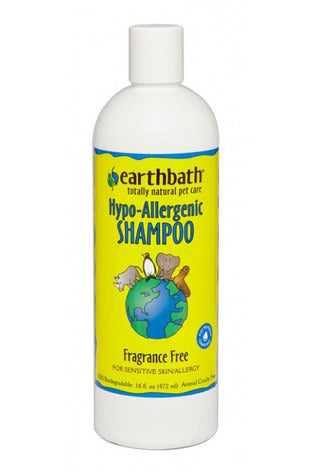 Earthbath Hypo-Allergenic Shampoo for Dogs and Cats