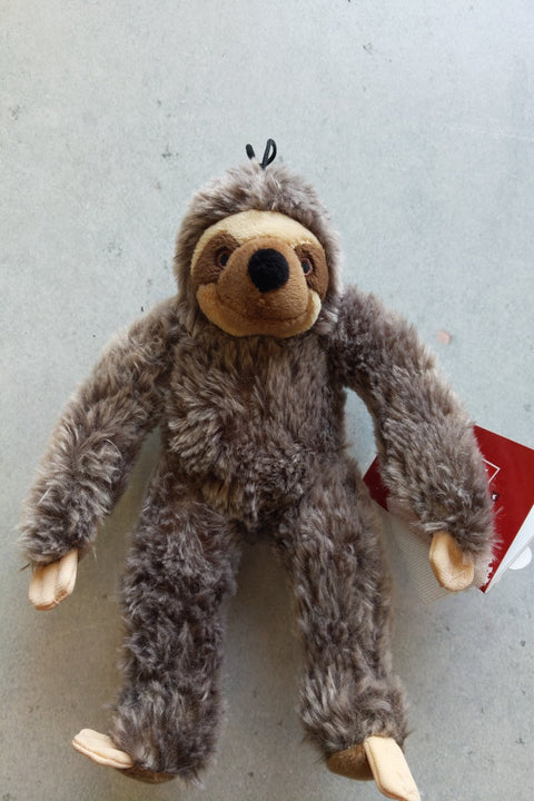 "Sonny Sloth 9"" Dog Toy"