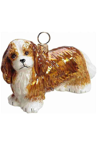 Cavalier King Blenheim Ornament