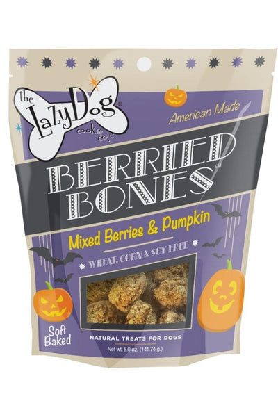 Lazy Dog Cookies Berried Bones Dog Treats