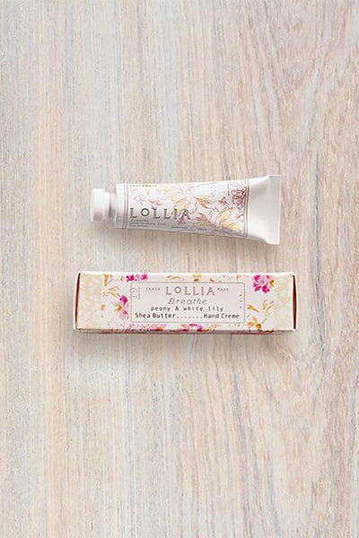 Lollia Petite Handcream - Breath