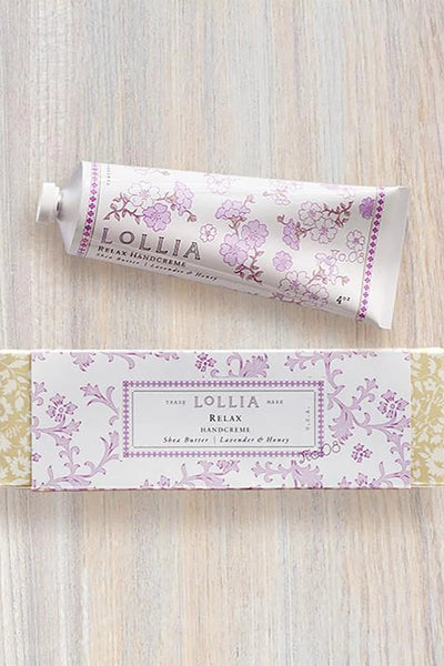 Lollia Petite Handcream - Relax