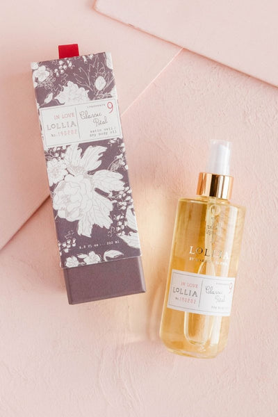 Lollia Dry Body Oil In Love
