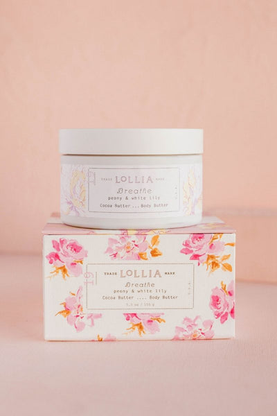 Lollia Body Butter Breathe