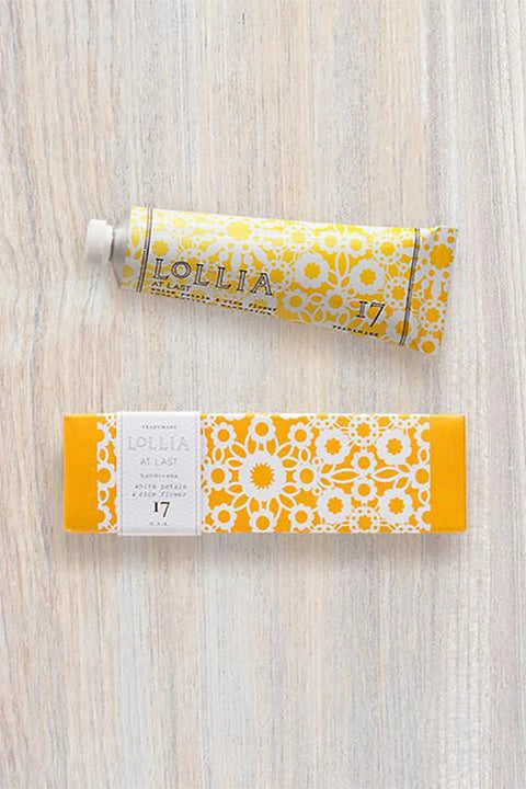 Lollia Travel Handcream - At Last