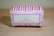 Lollia Soap - Relax