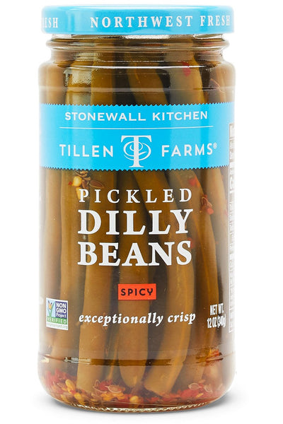 Stonewall Kitchen Pickled Hot & Spicy Dilly Beans