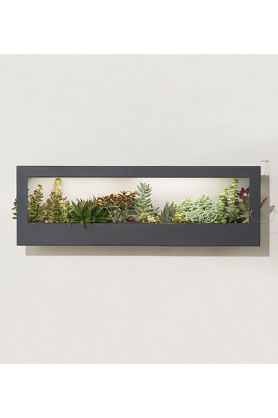 Landscape Growframe - Matte Black