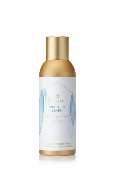 Thymes Washed Linen Room Fragrance Mist
