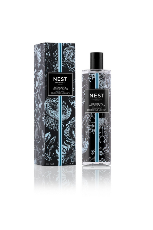NEST Body: Ocean Mist and Coconut Water Mist