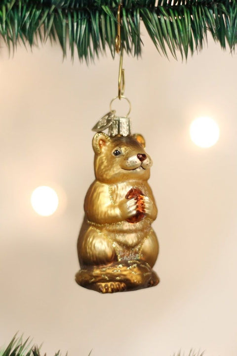 Ornament, Chipmunk