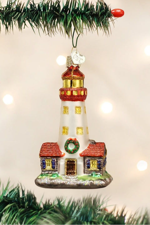 Ornament, Lighthouse