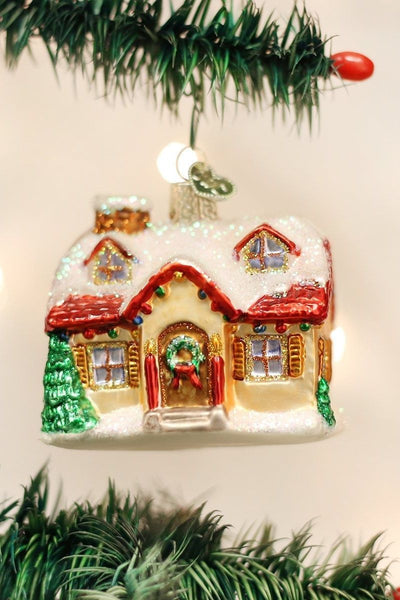 Ornament, Holiday Home