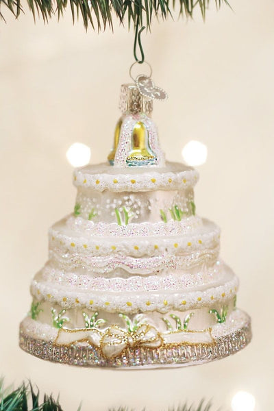 Ornament, Wedding Cake