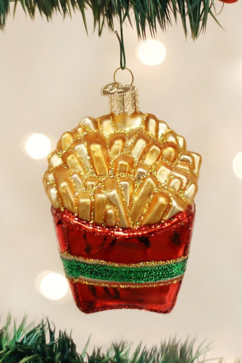 Ornament, French Fries